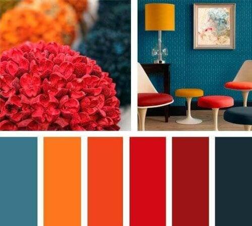 farver til indretning