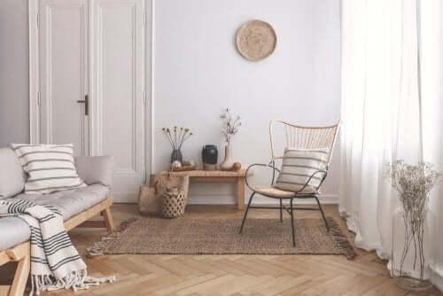 Naturinspirerede tæpper til dit hjem