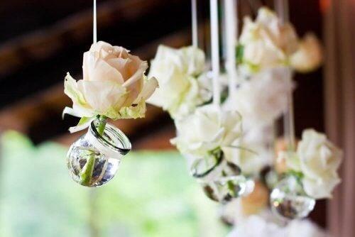 Tips til blomsterarrangementer til bryllupper
