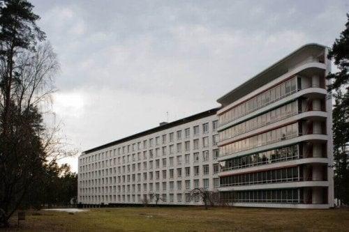 Paimio Sanatorium - En triumf inden for moderne arkitektur
