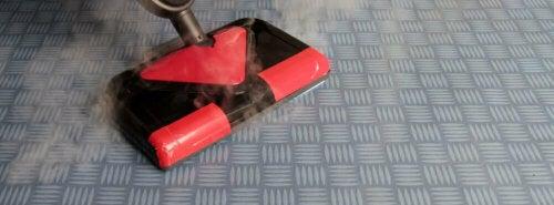 rens af gulv
