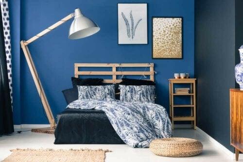 Indigo: Sådan bruger du farven i hjemmet