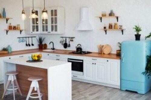 Bæredygtigt køkken i hjemmet