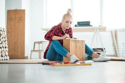 De 6 bedste hjemmelavede dekorationsidéer til dit hjem