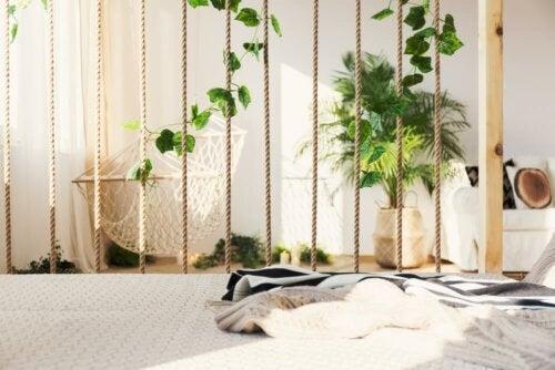 Tips til at skabe privatliv i hjemmet