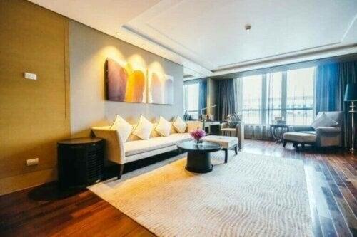 5 tips til at skabe et mere elegant hjem