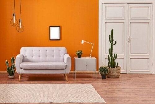 3 iøjnefaldende og smukke vægfarver til dit hjem