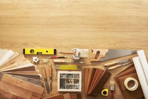 Hvordan du kan restaurere slidte trægulve
