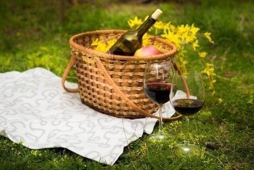 Inspirerende idéer til klargøring af en picnic