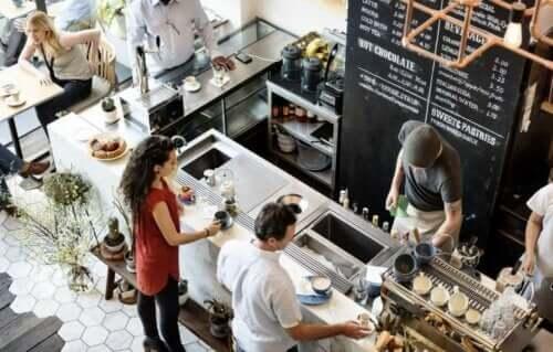 Dekoration og handel - tips til at vinde kunder