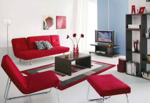 fjernsyn som underholdning i hjemmet