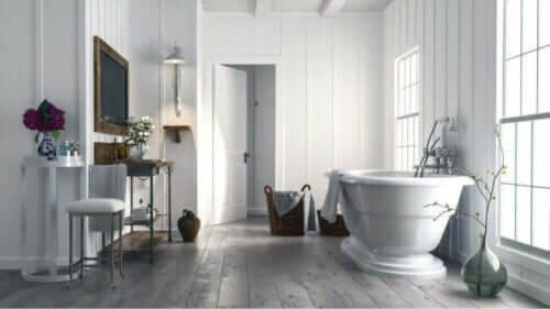 De seneste trends til dit badeværelse