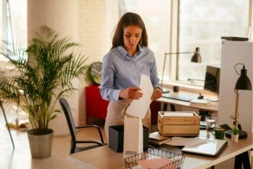 Sådan holder du dine papirer og dokumenter organiseret