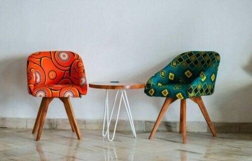 De perfekte spisebordsstole til din spisestue