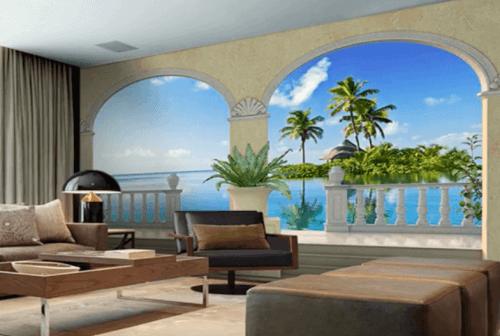 Optiske illusioner til dine vægge i hjemmet