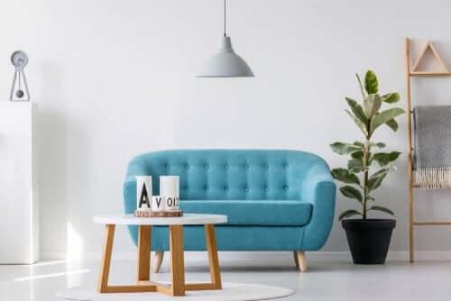 4 dekorative idéer til dit kaffebord