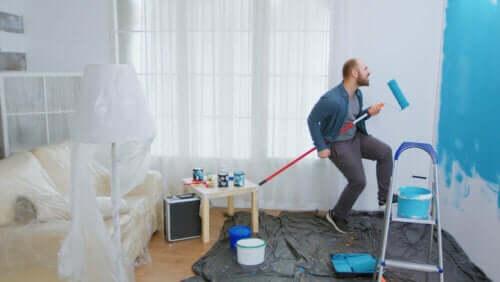 Hvordan du kan renovere dit hjem efter et brud