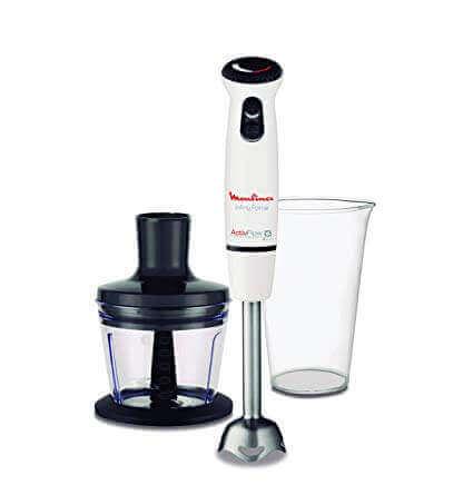 moulinex laver en af de billigste elektriske håndmiksere og stavblendere
