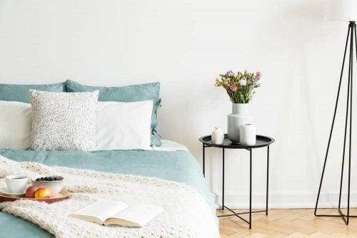10 originale natbordsidéer til dit soveværelse