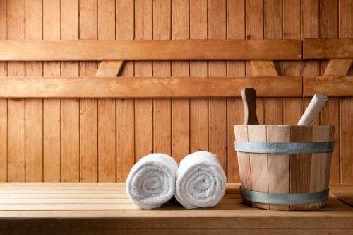 Sådan vedligeholder du din hjemmesauna