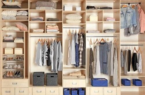 5 indretningsidéer til den perfekte garderobe