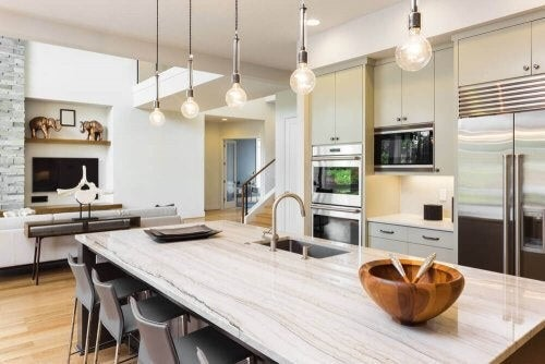 Gode tips til at vælge den rette køkkenbordplade