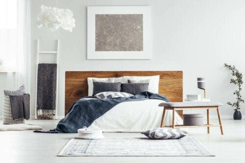 velindrettet soveværelse til en bedre nattesøvn