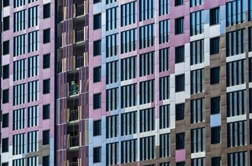 Dobbeltdækket facadesystem til smartere hjem