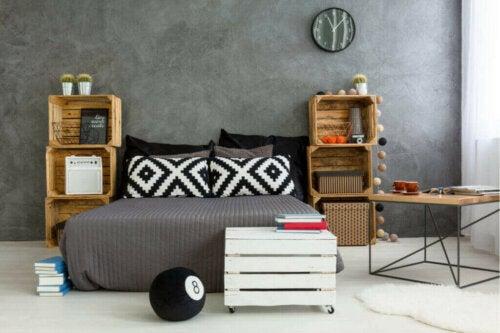 Hvordan du kan indrette ved at genbruge ting fra dit hjem