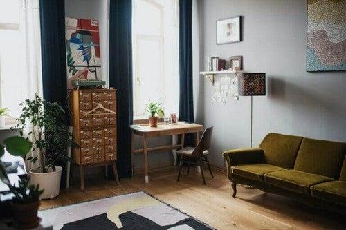 De mest almindelige indretningsfejl i hjemmet