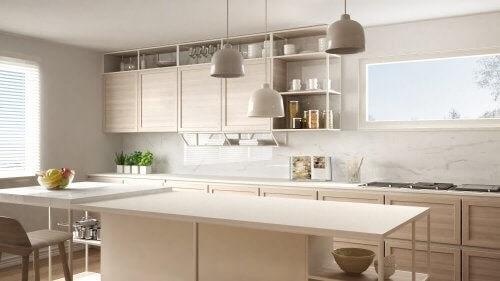 Smukke og praktiske køkkenøer