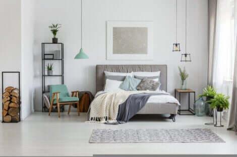 du bør have mange ting i overvejelserne, når du skal transformere dit soveværelse