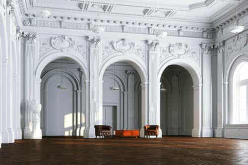 3 typer af buer til konstruktionen af interiør