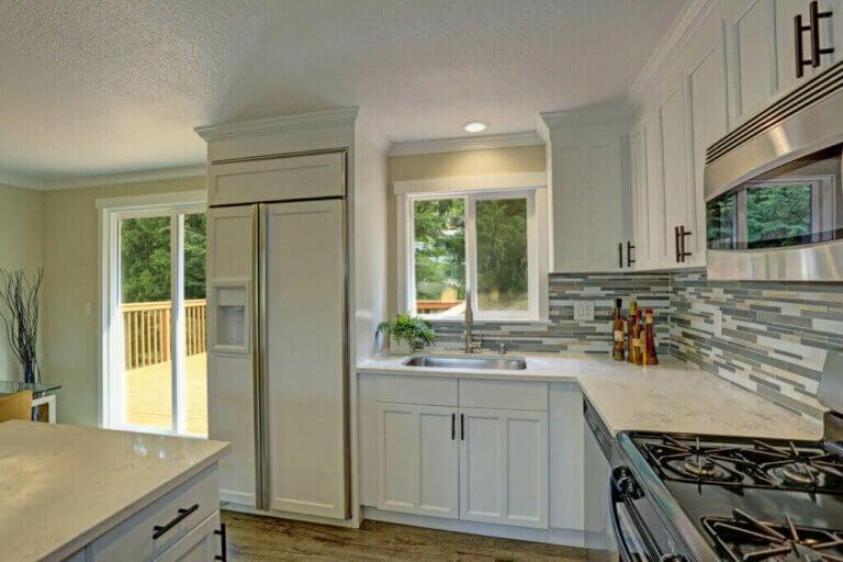 Panelerede eller eksponerede køkkenapparater?