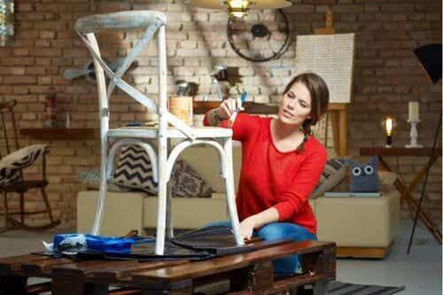 5 fantastiske idéer til at istandsætte dine møbler