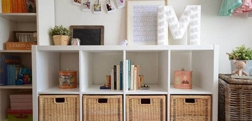 KALLAX-reoler fra IKEA: Sådan bruger du dem