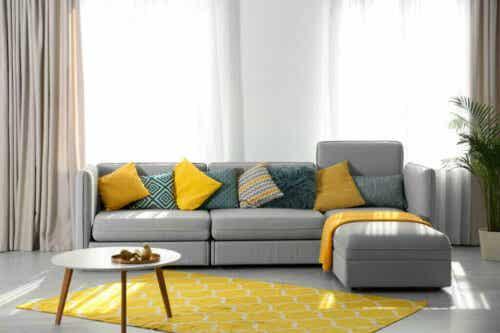 Multifarvede gulvtæpper til at oplyse dit hjem