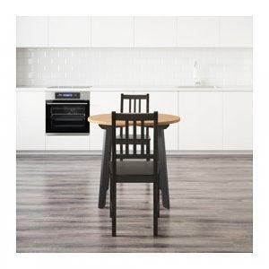 STEFAN Stühle in schwarz