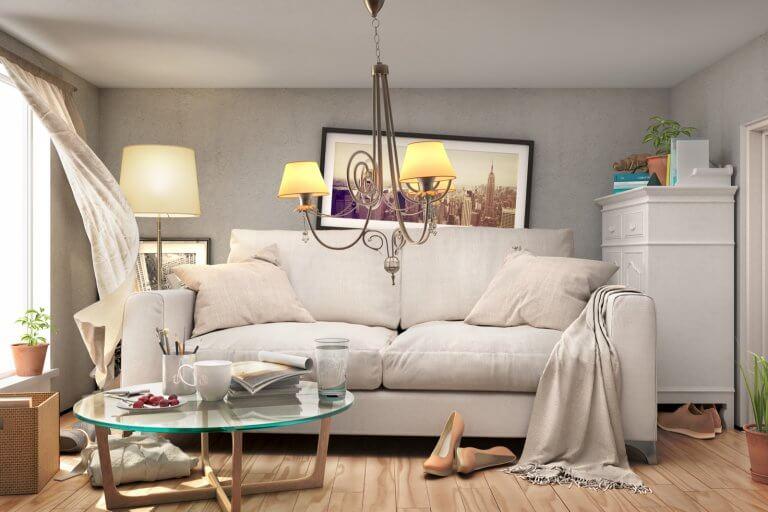 Einrichtungs-Tipps für eine kleine Wohnung