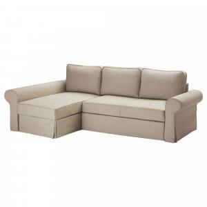 Sofa BACKABRO in beige