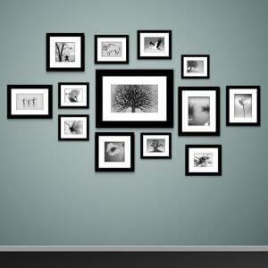 Bilder in verschiedenen Größen