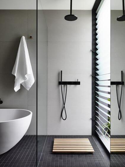 Dusche oder Badewanne?
