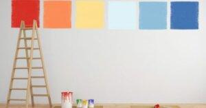 Farben für deine Wand