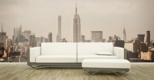 Wandbild von New York City