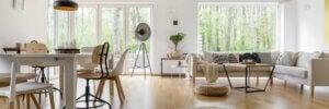 dein Wohnzimmer - Bodenbelag