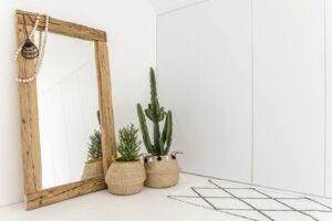 wenig Licht - Spiegel