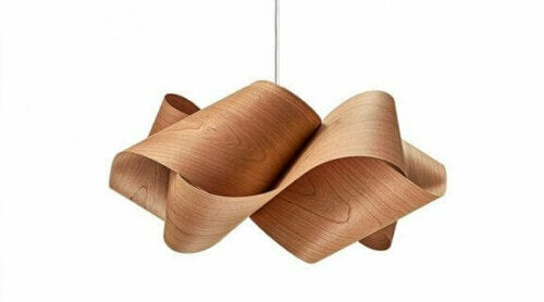 Holzfurnier wird hauptsächlich für ästhetische Zwecke verwendet und ist eine attraktive und kostengünstige Lösung.