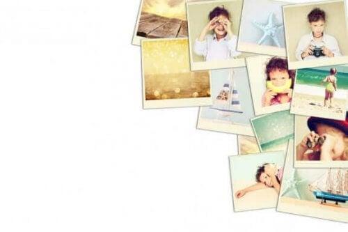 Familienfotos: eine verblassende Deko-Tradition