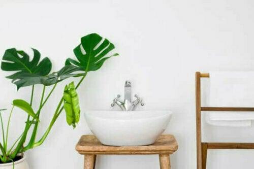Farben können dazu beitragen, dass dein Badezimmer größer wirkt.