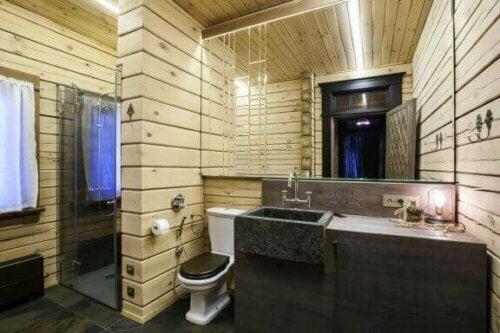 Deine Badezimmerbeleuchtung hat einen großen Einfluss auf die Umgebung.